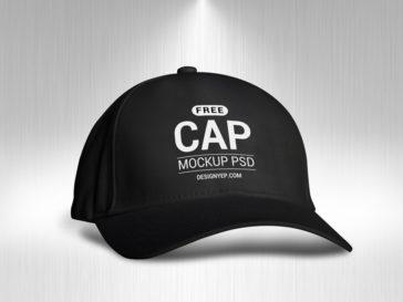 Beautiful Cap Mockup Template, Smashmockup