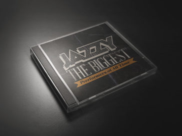 High Quality CD Mockup, Smashmockup