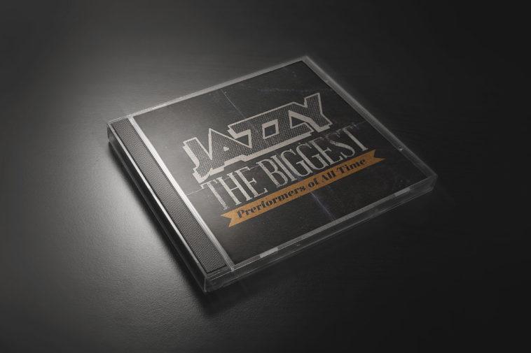 High Quality CD Mockup, Smashmockup