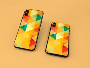 iPhone X PSD Case Mockup, Smashmockup