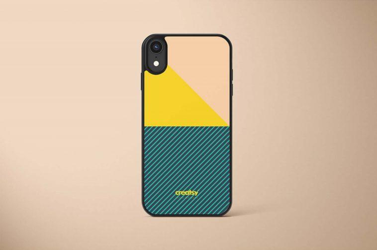 iPhone XR Case Mockups